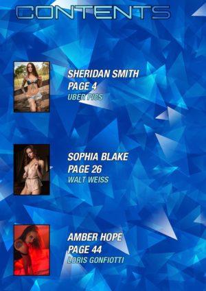 Crush Magazine – December 2017 – Sophia Blake
