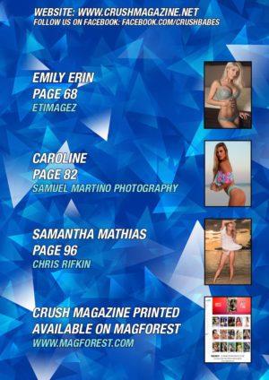Crush Magazine – January 2018 – Emili Joi