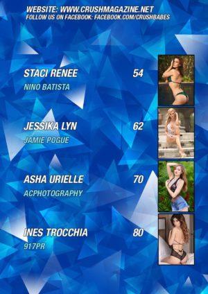 Crush Magazine - Redheads - Elizaveta Bondarenko 2