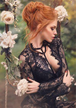 Crush Magazine - Redheads - Elizaveta Bondarenko 3
