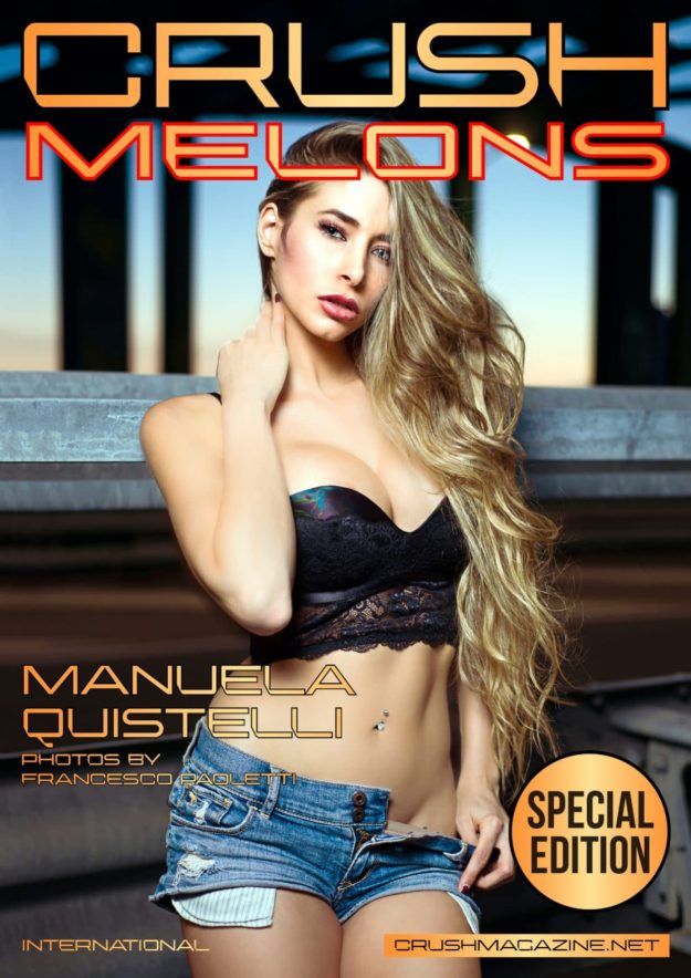 Crush Melons – September 2018 – Manuela Quistelli