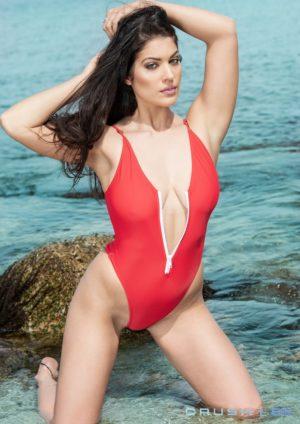 Crush Magazine - January 2019 - Gabriela Brafford 6