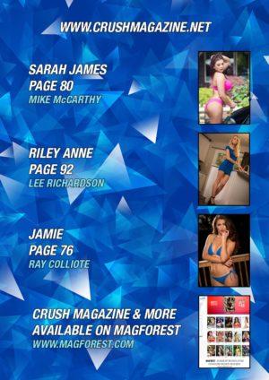 Crush Magazine – December 2016 – Part 2 – Riley Anne
