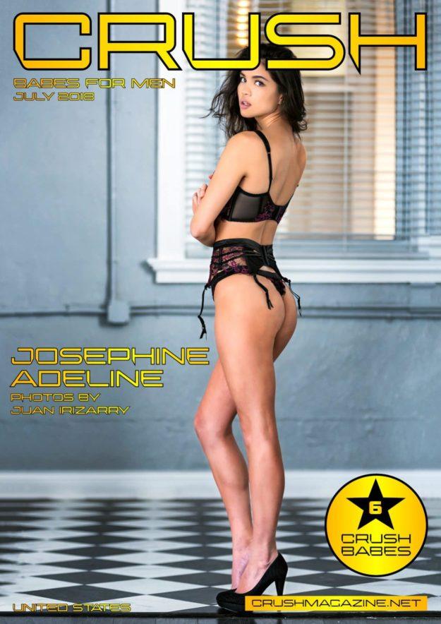 Crush Magazine – July 2018 – Josephine Adeline