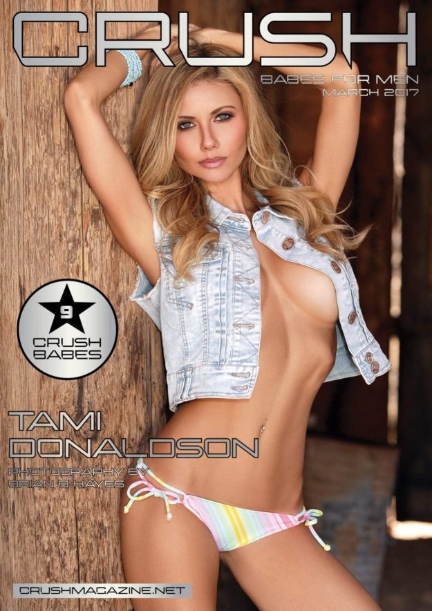 Crush Magazine – March 2017 – Tami Donaldson