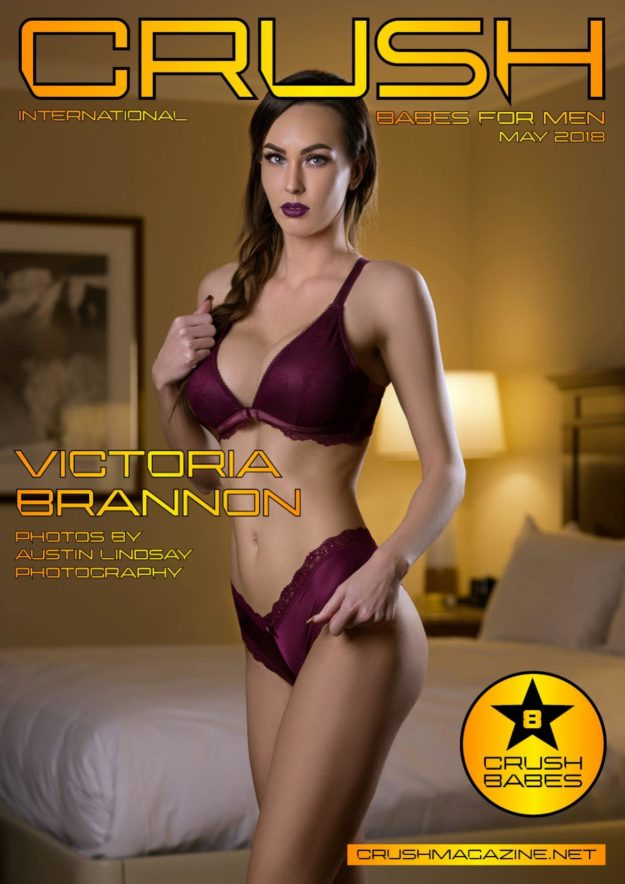 Crush Magazine – May 2018 – Victoria Brannon