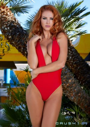 Crush Magazine – Redheads – Sam Adams