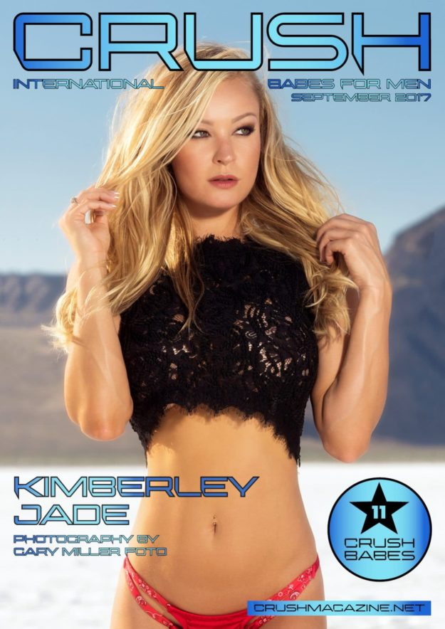 Crush Magazine – September 2017 – Kimberley Jade