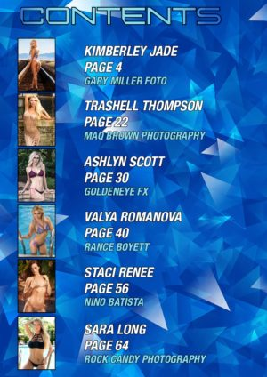 Crush Magazine – September 2017 – Trashell Thompson