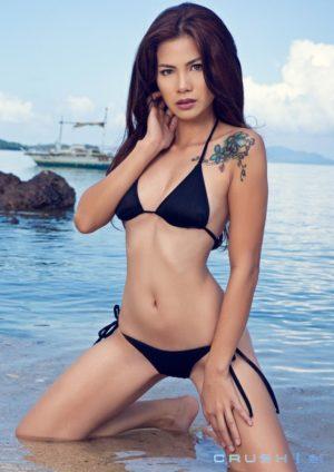 Crush Magazine – February 2019 – Sheridan Smith