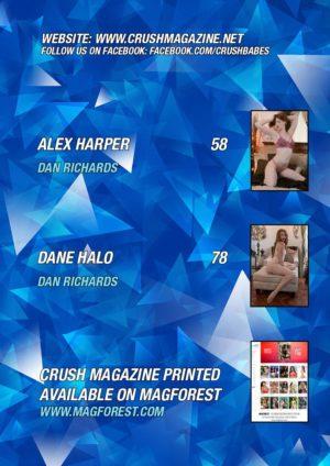 Crush Magazine – September 2019 – Megan Deluca